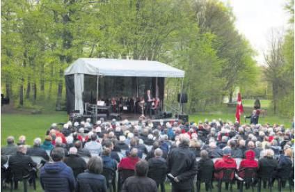 Silkeborg Bad - publikum