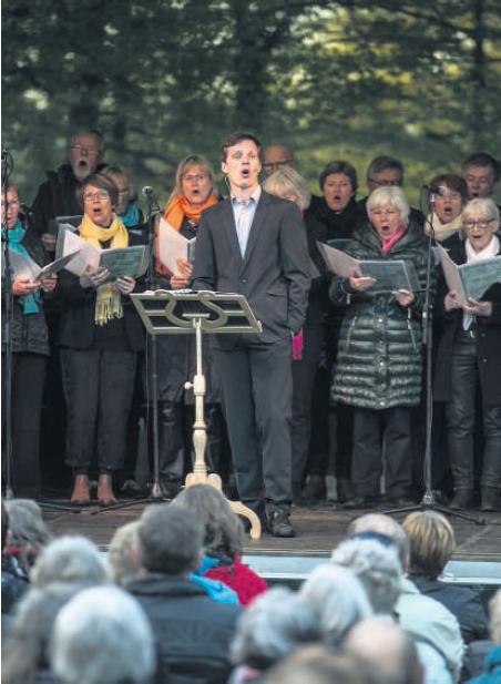 Silkeborg Bad - tenor Jakob Næslund