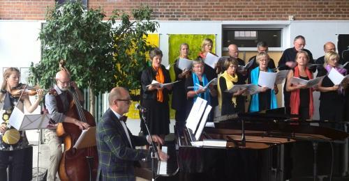 Koncert i Jysk Musikteater 2013 med Michael Bojesen