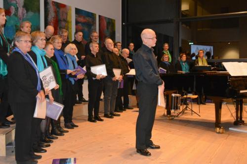 Silkeborg Bad 2018 - formand Peter Engholm indleder