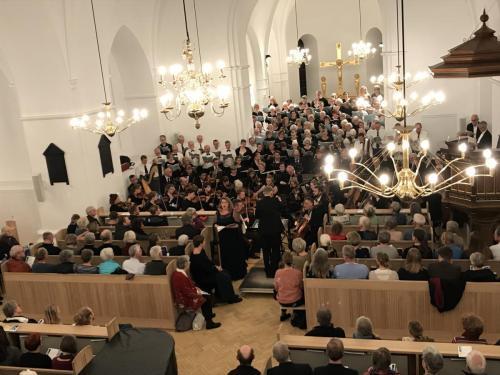 Ein Deutches Requiem af Brahms - Silkeborg kirke 5. november 2017